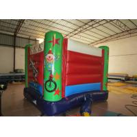 Quality Classic inflatable clown jump bouncer simple kids inflatable bounce house for for sale