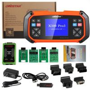 China Immobiliser Odometer Adjustment Car Key Programmer OBDSTAR X300 PRO3 X-300 Key Master on sale