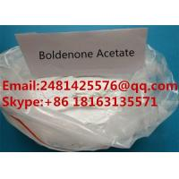 Buy cheap Safe Raw Boldenone Steroids Boldenone Acetate Powder CAS 2363-59-9 For from wholesalers