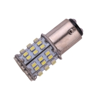 Buy cheap 50SMD BAY15D S25 1156  1206 300lm LED Tail Light Bulbs product