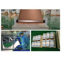 Red 12um Thin Graphene Copper Roll , RoHS Approval Copper Metal Sheets