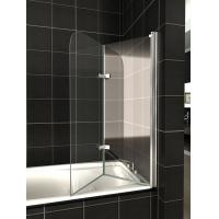 Buy cheap China factory Coustomed design shower floding glass door (with certificate) product