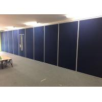 Buy cheap Rubber Seals Movable Partition Wall For Convention Center Colors Customized product