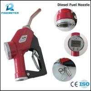 Buy cheap 流れメートル、燃料を補給する銃が付いている非常に普及した自動燃料ノズル product