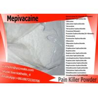 Buy cheap Mepivacaine Local Anesthetic Drugs For Surface Anesthesia , CAS 22801-44-1 product