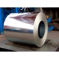 Buy cheap Filming Galvanized Steel Coil With 508mm Diameter For Outside Walls product