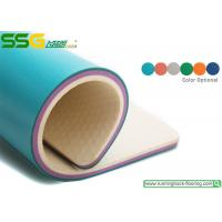 Buy cheap Eco-Friendly PVC Vinyl Indoor / Outdoor Sports Decking / Flooring GEM7.0 from wholesalers