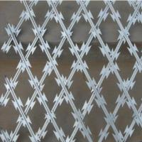 Buy cheap Best welded Razor wire fence product