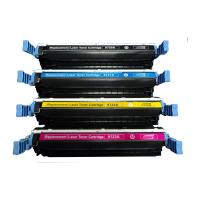 Buy cheap Replacement HP 645A C9730A C9731A C9732A C9733A Color Toner Cartridges product
