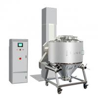 Buy cheap Fully Automatic Cone Shape Bin Blenders Pharmaceutical CE Certificate product