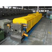 China Cold Sheet Roll Forming Machine Custom Automatic Downpipe Roll Forming Machine on sale