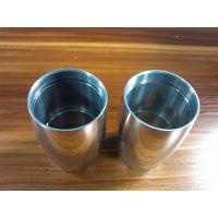Buy cheap Precision Aluminum , Brass ,  Zinc CNC turning components For Mechanical Equipment product