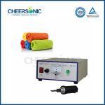 Buy cheap HUC300 High Efficiency Ultrasonic Fabric Cutting Machine For Towel product