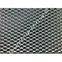 China PVC dipping Metal Plate Mesh / Iron Plate Mesh ASTM Standard on sale