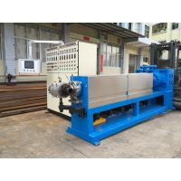 Buy cheap Dual Color Dual Layer Electric Wire Cable Sheathing Machine High Speed Extrusion product