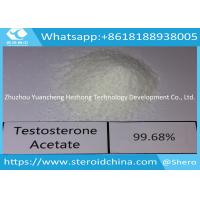 Buy cheap Testosterone Acetate Muscle Building Steroids for Muscle Enhancer Bodybuilding Fitness from wholesalers