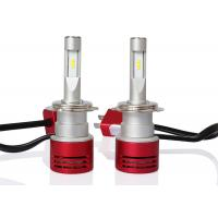 China Red bright Car LED Head Light 60w 8000lm , Auto LED Headlight on sale