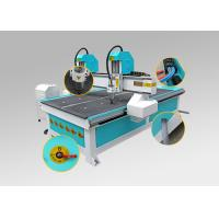 China DSP Control Cnc Wood Router  3 Phase 50HZ With Vacuum Working Table on sale