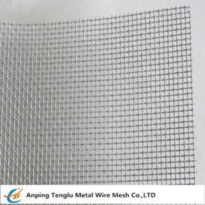 """Buy cheap Aluminum Security Screen 18x16 mesh,0.011""""diameter Wire Mesh for Window/Door product"""