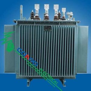 Transformer,  S9-M Series Oil-Immersion Power Transformer 10KV