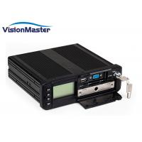Buy cheap Manual FHD 1080P Mobile DVR , PAL / NTSC Signal Format Vehicle Dvr Recorder from wholesalers