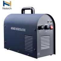 China Portable Commercial Ozone Generator , 3G Mini Air Purifier Food Preparation Equipment on sale