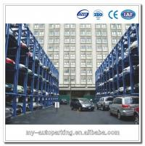 Buy cheap Ascenseur à trois niveaux Chine de stationnement de courrier de stationnement de système de stationnement de voiture product