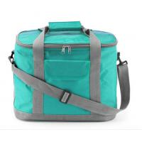 Buy cheap Large capacity foldable cooler bag-40 Packs foldable lunch bag from wholesalers