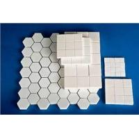Quality High Quality Hex Alumina Ceramic Tile Mat for sale