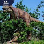 Buy cheap Dinosaur Park Decoration High Simulation T-REX Realistic Dinosaur Models For Sale product