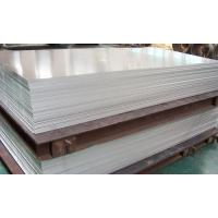 China Durable 6061 T6 Aluminum Sheet , 2mm Aluminium Sheet Apply To Railway Carriage on sale
