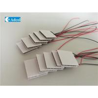 Buy cheap Device To Keep Cooler TEG Thermoelectric Module Peltier Cooling System product
