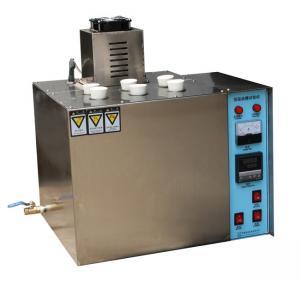 Buy cheap Baño termostático del aceite del control del equipo de prueba del cable de la industria del alambre product