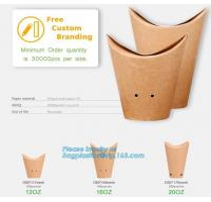 Buy cheap Custom printed french fries crepe holder food packaging paper cones,Food paper cones french fry crepe cone holder, crepe product