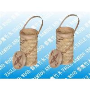 China Cesta de bambu wholesale