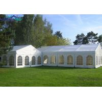 Buy cheap Aluminum 500 People Arcum Large Party Tents With Clear PVC Windows from wholesalers