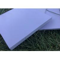 Buy cheap Durable White Pvc Foam Core Sheet Polyvinyl Chloride Material 3.5mm Thinckness product