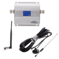 Buy cheap GSM 900MHz Mobile Cell Phone Signal Amplifier Booster Repeater Sucker Antenna from wholesalers