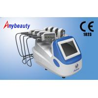 Buy cheap Portable 75MW 650nm diode laser lipo cellulite removal , body slimming machine product