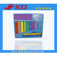 China Shenzhen Wholesale Knocking Piano Music Instrument Music Sound Module for Books on sale