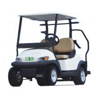 China 3.7 Kw Motor Power 4 Wheel Drive Mobility Scooter White Electric Golf Car on sale