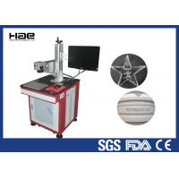 Buy cheap 5 Watt 7 Watt 532nm Green Laser Marking Machine / Solution For Automobile Engraving product