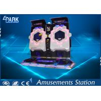 Buy cheap Luxury Appearance Arcade Dance Cubic 2 Player For Entertainment Dancing Hall product