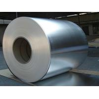 Buy cheap Thickness 0.08-0.2mm Bare Aluminium Foil Roll Refrigrrator 8011-H26 product