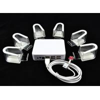Buy cheap COMER Display Control Security Alarm System with alarm sensor cable and charging cord product