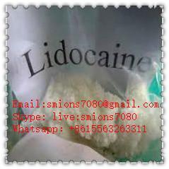 Quality CAS 137-58-6 Pain Killer Drugs Lidocaine Local Anesthetics Anticonvulsant Medicine for sale