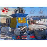 China Heavy Duty Container Metal Shear 400Ton Cutting Force Full Automatic Shearing Machine Q43W-4000A on sale