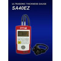 SA10 Miniaturized Ultrasonic Thickness Gauge from 1.2225mm with 5P probe at