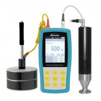 Buy cheap Accuracy ±3% HV Portable Durometer , Motorized Ultrasonic & Leeb Hardness Tester from wholesalers