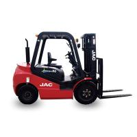 Buy cheap Small Tonnage 1 Ton LPG Forklift Trucks Easy Operation One Year Warranty product